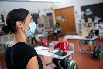 Corona: Lehrer testet Lehrer - aber wie?