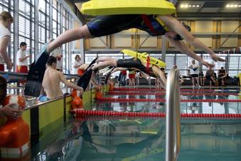Pirna reduziert Zuschüsse für Schwimmvereine