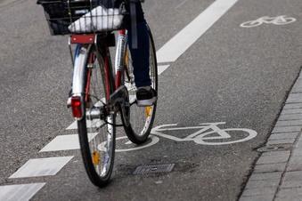 Grüne Welle für Radfahrer in Dresden