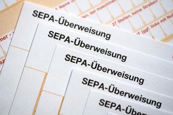 Gebühr für Sepa-Überweisungen verboten