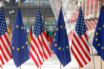 EU und USA setzen Strafzölle vorerst aus