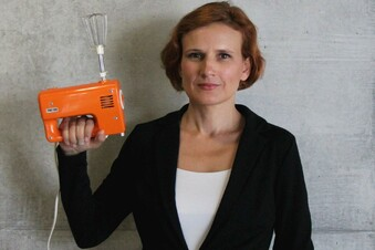 Warum Katja Kipping einen Mixer aus der DDR retten will