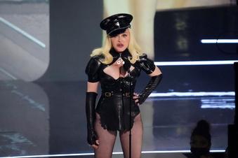 Madonna eröffnet MTV Video Music Awards