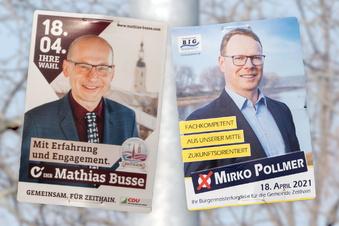 Elf Fragen an Zeithains Kandidaten-Duo