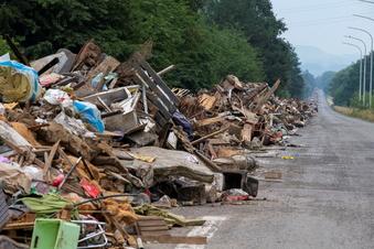 Wieder Überschwemmungen in Belgien