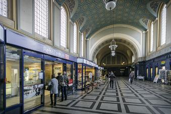 Bahn gibt Reisezentrum im Bahnhof auf