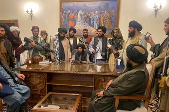 Das sind die vier Anführer der Taliban