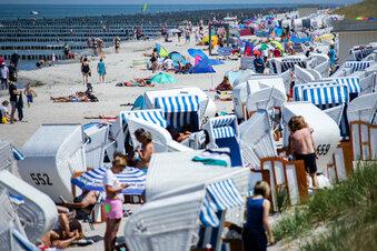 Corona-Urlaub: An der Ostsee wird es eng