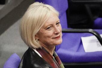 Neue Bundestagsvizepräsidentin gewählt