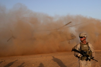 """Biden: """"Amerikas längsten Krieg"""" beenden"""