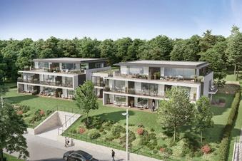 Pirna: Wie es sich bald hinterm Hanno wohnt
