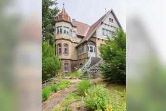 Roßwein: Förderverein für Villa Bauch gegründet