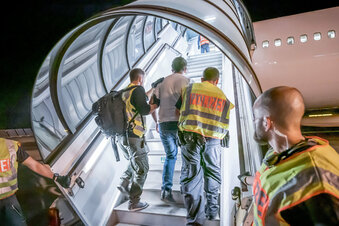 Dresden: Ärger um Abschiebung