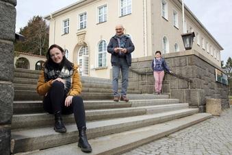 Kamenz: Große Pläne für die neue Bücherei