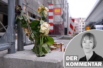 Mord in Dresden: Wegducken ist keine Antwort