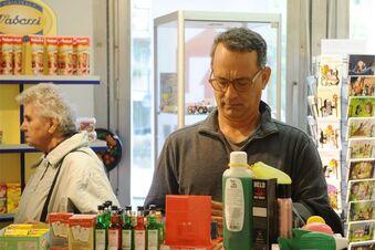 Kommt Tom Hanks auch nach Dresden?