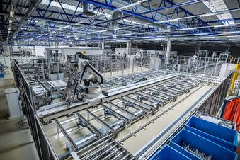 Solartechnik kehrt nach Freiberg zurück
