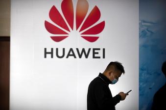 Deutlicher Verkaufseinbruch bei Huawei