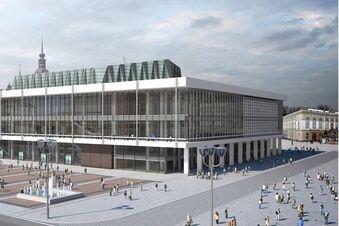Für Kulturpalast-Umbau fehlen Millionen