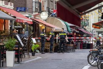 Anschlag schockt die Niederlande