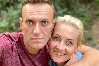 Nawalny erholt sich im Schwarzwald