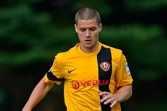 Zwickau verstärkt sich mit Ex-Dynamo
