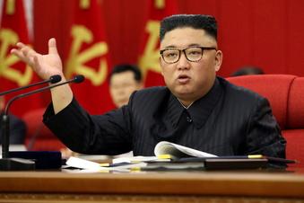 Lebensmittel in Nordkorea werden knapp
