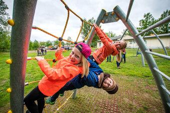 Neuer Spielplatz für Mochauer Kinder