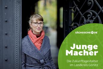 Sie hilft Familien in Görlitz