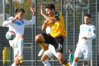 Dynamo gewinnt gegen Viktoria Berlin