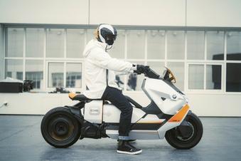 Diese neuen Roller fahren elektrisch