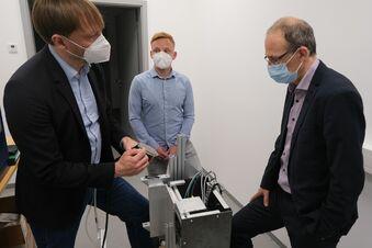 Dresden kürzt die Innovationsförderung