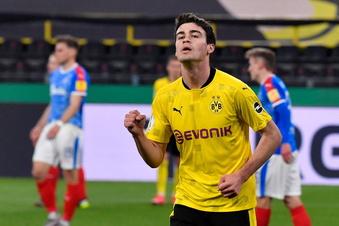 Dortmund fordert jetzt RB Leipzig heraus