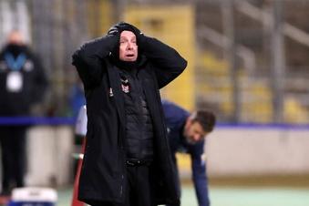 Dynamo verliert das Spitzenspiel