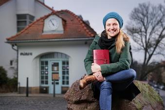 Sie übernimmt Dresdens kleinstes Café