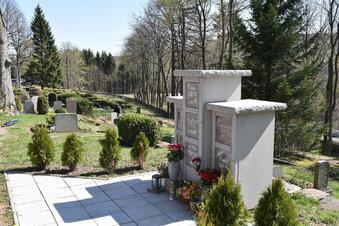 Unruhe auf dem Altenberger Friedhof