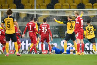 Dynamo feiert dritten Sieg in Folge