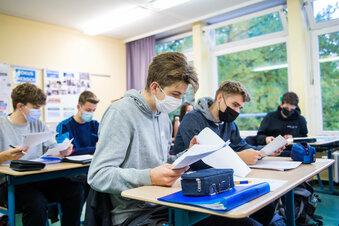 Sachsen bereitet Impfen von Schülern vor