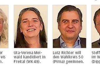 Linke will bei Landtagswahl überraschen