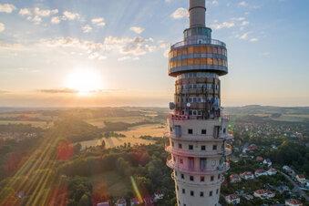 Dresden: Kippt der Fernsehturm-Zeitplan?