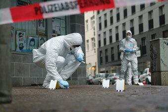 Verletzte nach Messerattacke in Frankfurt
