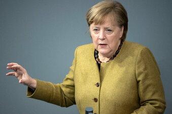 Merkel plant vorsichtige Öffnung