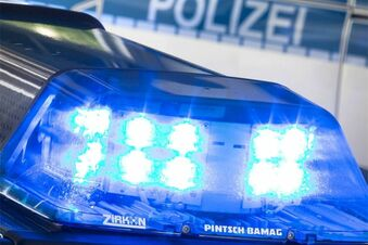 Kreuzungsunfall in Zittau