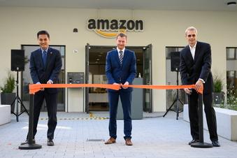 Amazon eröffnet Forschungszentrum in Dresden
