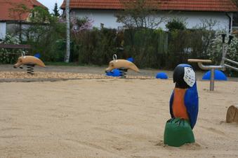 Papagei von Görlitzer Spielplatz gestohlen