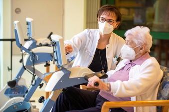 Wie Covid-Patienten wieder fit werden