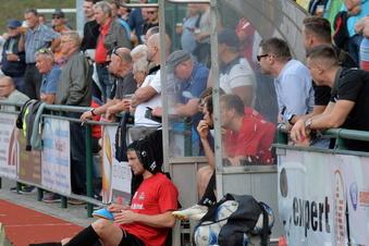 SC Freital spielt vor tausend Zuschauern
