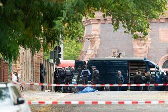 Halle: Passanten liefen an Opfer vorbei