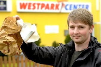 Ärger um Fast-Food-Müll im Westpark