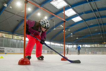 Eislaufverein sucht neue Talente